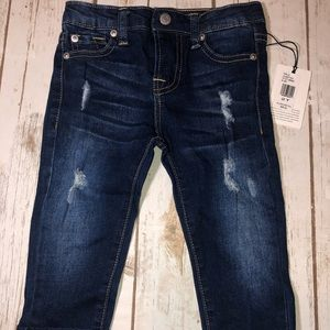 7 for all mankind toddler jeans size 2T NWT